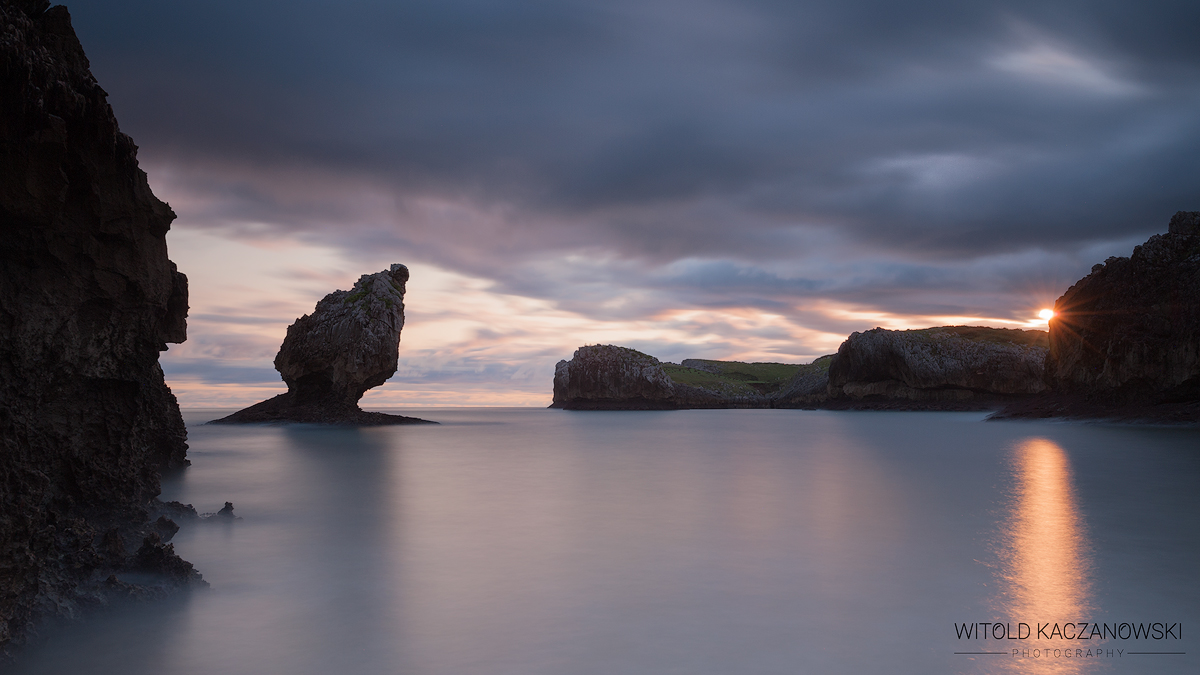 Buelna Beach (Asturias, Spain)