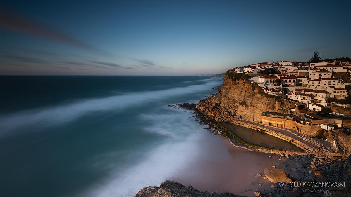 Azenhas do Mar (Sintra Cascais, Portugal)