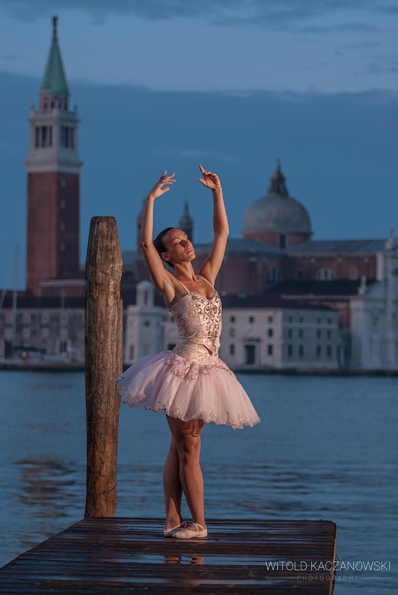 Ballet Dancer (Venice, Italy)
