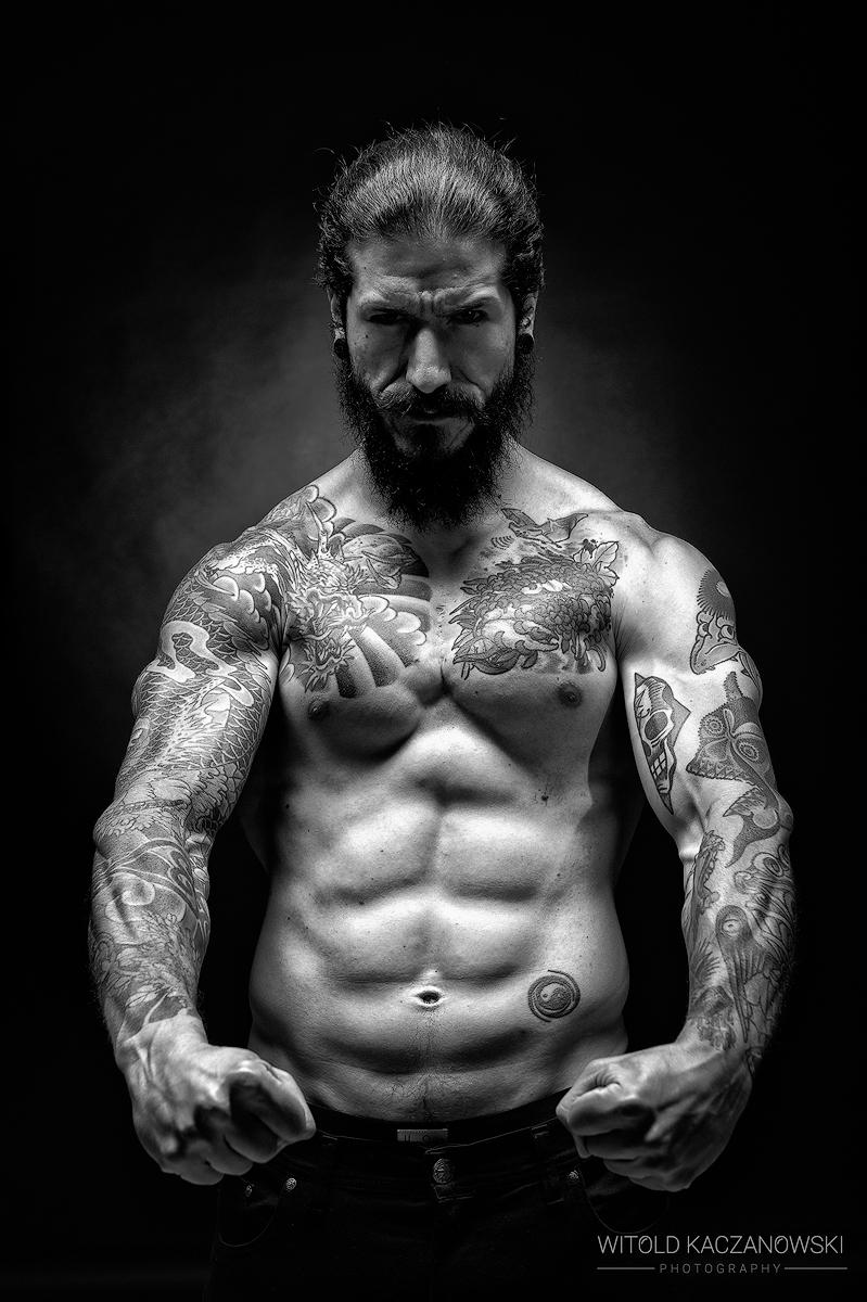 Tattooed Guy (Madrid, Spain)