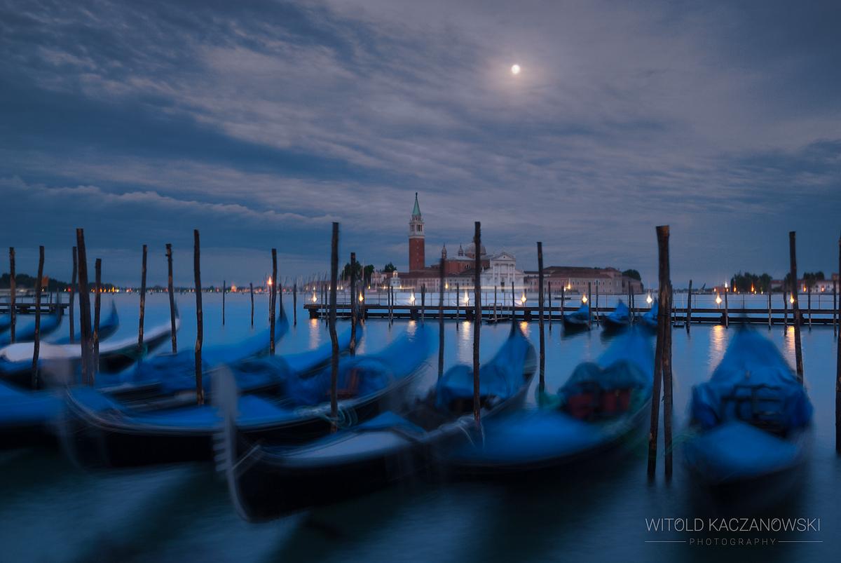 Venice Gondolas (Venice, Italy)