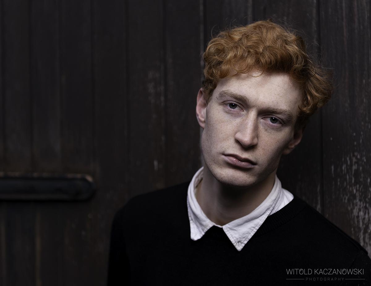 London boy portrait (Fitzrovia, London, UK)