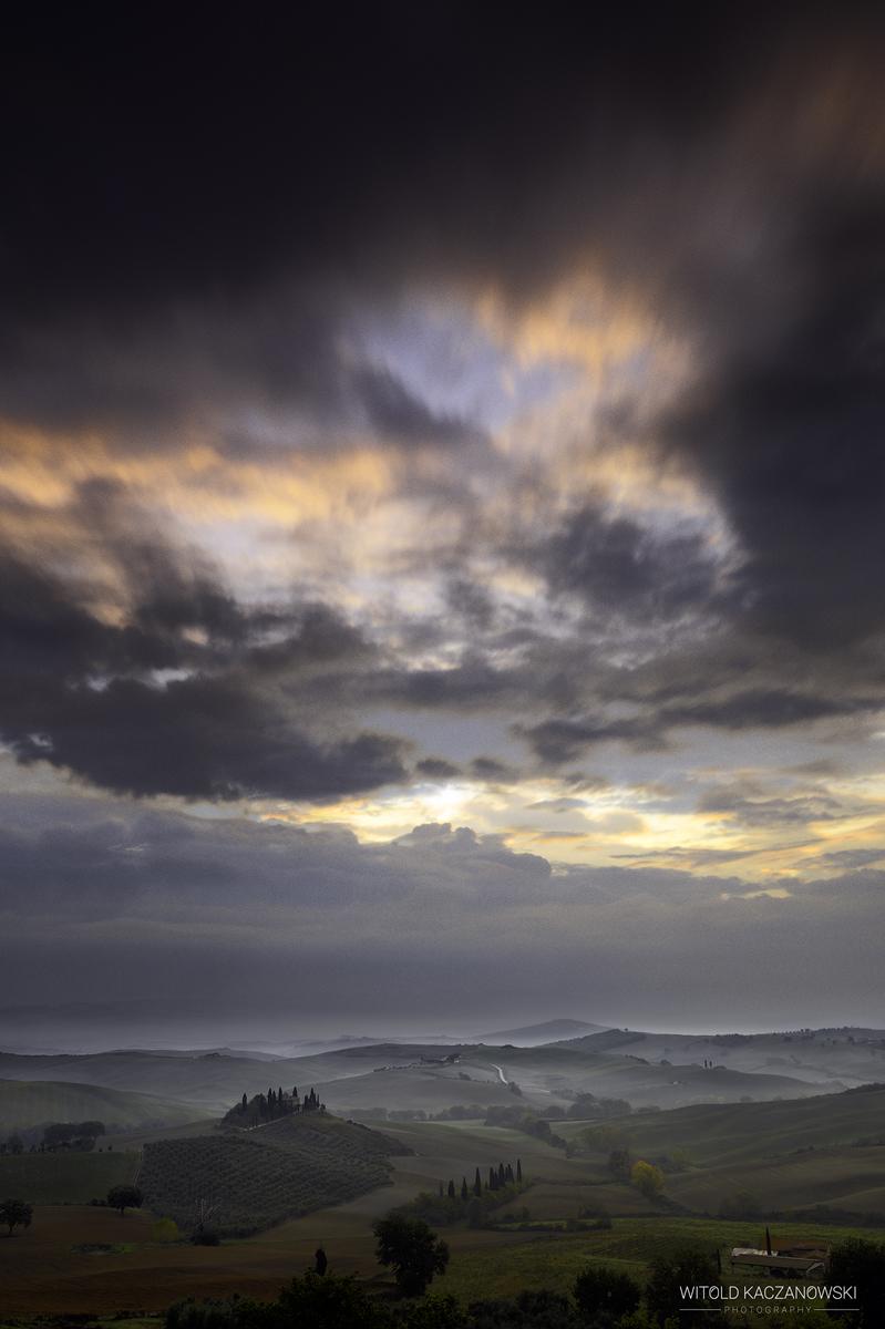 Podere Belvedere (Tuscany, Italy)